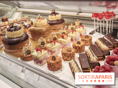 Le Salon de la Pâtisserie à Paris, les photos
