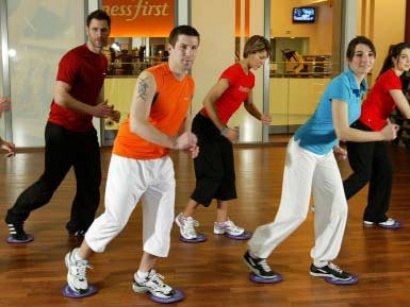 Sport, Fitness First, Gliding, Zumba, Paris, Loisirs