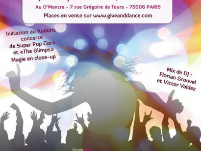 Give and Dance | 1er afterwork humanitaire