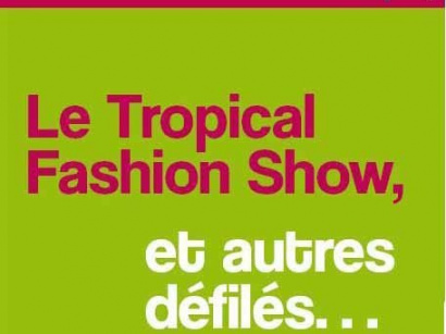 tropical fashion show