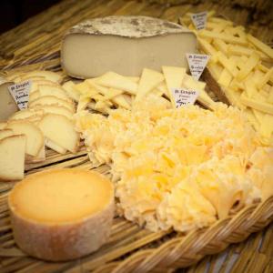 La Fruitière d'Aligre : spécialités fromagères