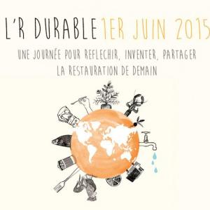 L'R durable 2015