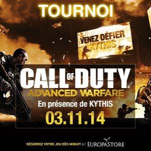 Gagnez vos places pour la soirée Call of Duty Advanced Walfare  à EUROPACORP Cinemas