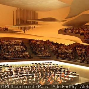 Philharmonie de Paris : inauguration le 14 janvier 2015