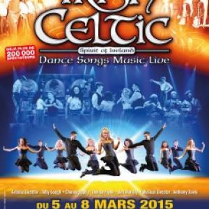 Irish Celtic 2015 au Casino de Paris