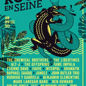 Festival Rock En Seine 2015 à Saint Cloud : dates, programmation et réservations