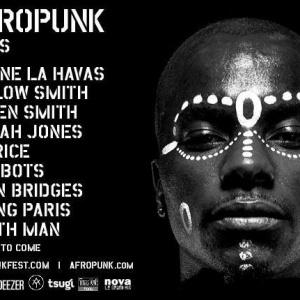Festival Afropunk Paris au Trianon en mai 2015