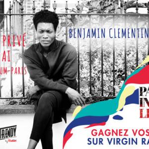 Paris in Live avec Benjamin Clementine au Bus Palladium : gagne ta place !