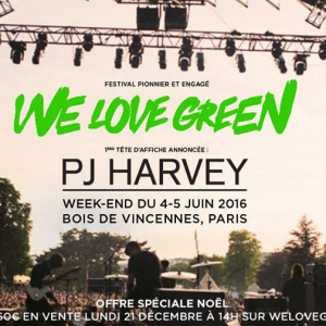 Festival We Love Green 2016 à Paris : dates, programmation et réservations