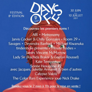Festival Days Off 2017 à la Philharmonie de Paris : dates, programmation et réservations