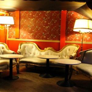 Le Dandy Club : l'appartement de nuit à Paris