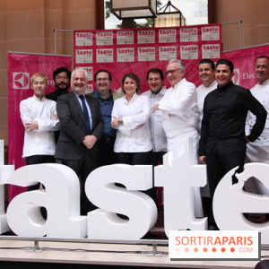 Taste of Paris, le salon culinaire au Grand Palais