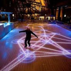 La patinoire revient au 1er étage de la Tour Eiffel