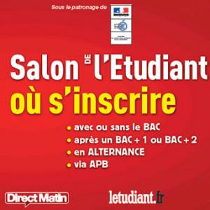 "Salon de l'Etudiant ""Où s'inscrire"" 2015"