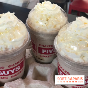 Milkshake Five Guys