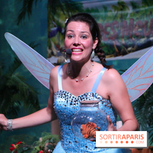 Les As de la Jungle à l'Aquarium de Paris
