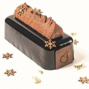 buche de noel 2018 patisserie des reves La Pâtisserie des Rêves reveals its yule logs 2018   Sortiraparis.com buche de noel 2018 patisserie des reves