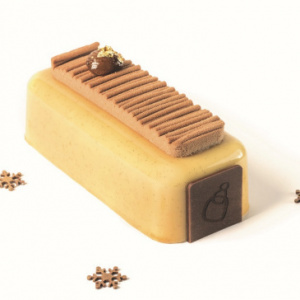 buche noel 2018 patisserie des reves La Pâtisserie des Rêves reveals its yule logs 2018   Sortiraparis.com buche noel 2018 patisserie des reves