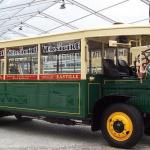 Balade en autobus anciens, nostalgie des années 30
