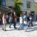La chouette Chasse aux oeufs de Bercy Village