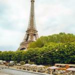 Le Bal de la Marine, édition 2021 : retour de la guinguette parisienne au pied de la Tour Eiffel