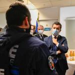 """Police : Darmanin veut créer une """"réserve opérationnelle"""" de 30 000 policiers"""
