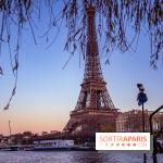 Visuel Paris Seine Quai Tour Eiffel