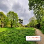 Visuel Paris - Bois de Boulogne - nature - verdure