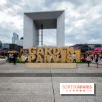 Garden Parvis à La Défense, les photos