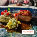 Le Cléo, le restaurant du top chef Bruno Aubin au Narcisse Blanc