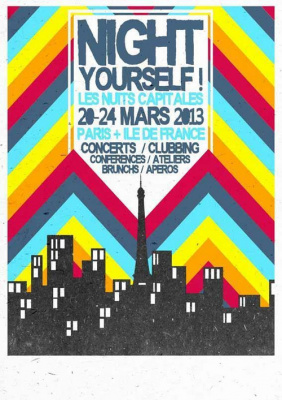 Night Yourself! Les Nuits Capitales