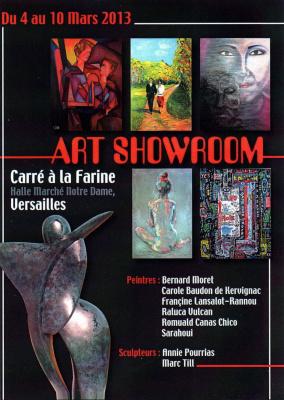 Art Show Room : Exposition Peintres et Sculpteurs