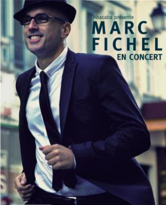 Marc Fichel en concert au Divan du Monde