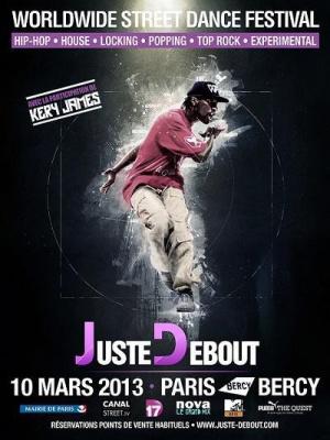 Hip Hop Dance Week - Juste Debout