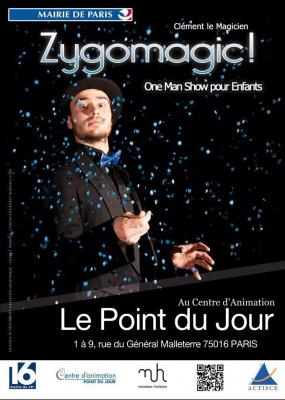 Zygomagic ! Clément le Magicien Spectacle Enfants