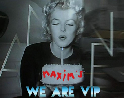 AFTERWORK CARRE PRIVE WE ARE VIP