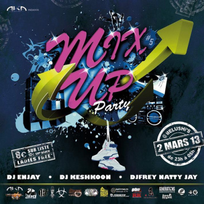 MIX UP PARTY #5