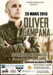Concert Oliver Campana