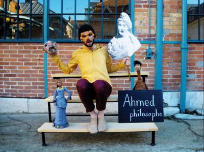 Ahmed philosophe