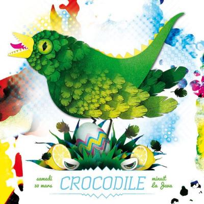 CROCODILE W/ GIGAMESH