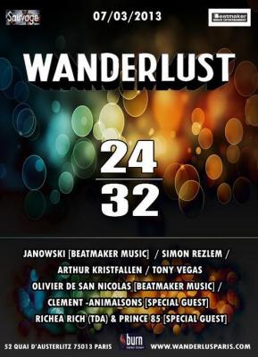 24/32 @ Wanderlust