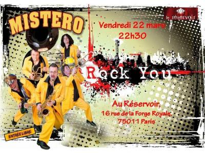 Mister O.... Rock You