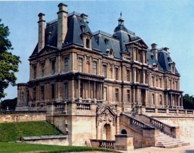 chateau de maisons