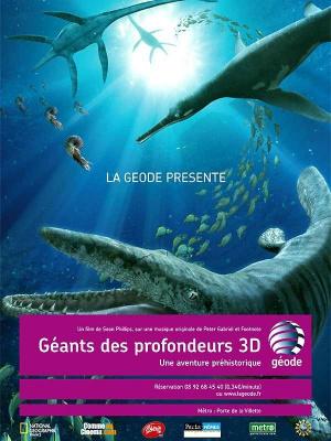 """Documentaire """"Les Géants des Profondeurs"""" © La Géode"""