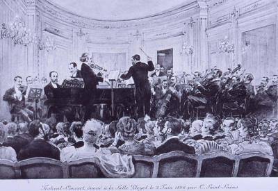 samedi musical avec les musiciens de l'Orchestre de l'Opéra de Paris