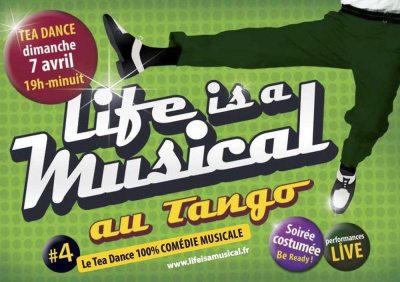 Life is a musical