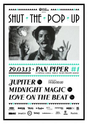 SHUT THE POP UP #1