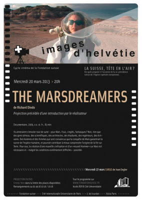 """The Marsdreamers"" de Richard Dindo"