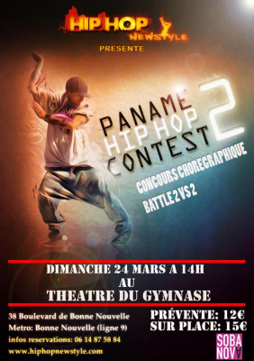 Paname Hip Hop Contest 2