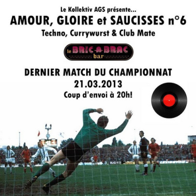 Amour Gloire & Saucisses #6